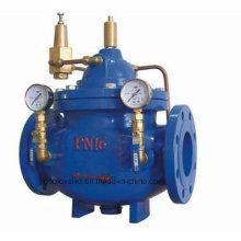 Válvula de control de flujo de agua 400X