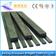 Tungsten carbide strips, tungsten carbide plates, tungsten carbide flat bar