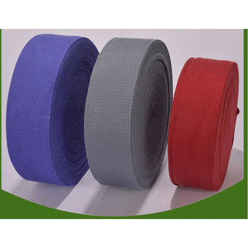 High Quality Double Side Woven Polyester Satin Ribbon for Printed Labels