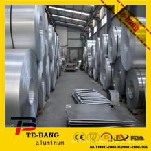 100 en aluminium 6061 t6 bobine en aluminium