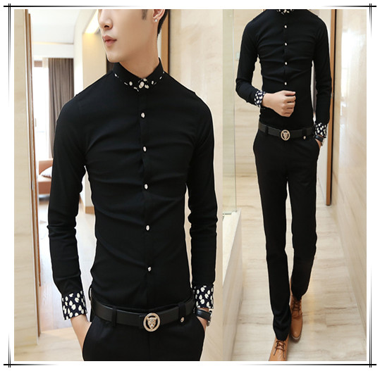 black color shirt