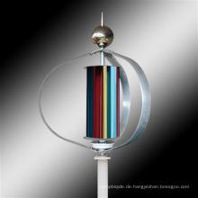Q2 -Vertikale Achse Windturbine