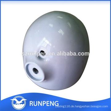 Soem-hohe Präzisions-Aluminium Druckguss-LED-Lampenteile