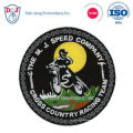 Embroidered Patch - Custom Broderie - Badge d'organisation
