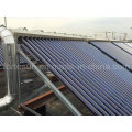 Calentador de agua caliente solar anti-congelación Heatpipe de tubo de vacío