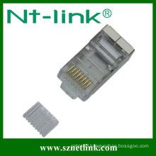 RJ45 Cat6 FTP RJ45 8P8C Plug