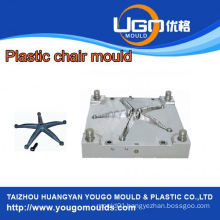 2013 new design office furniture chair base mold with wheel in taizhou China