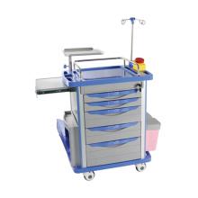 ABS Hospital Emergency Medical Cart Trolley