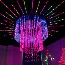 DJ klubbmusik DMX 3D Tube Light
