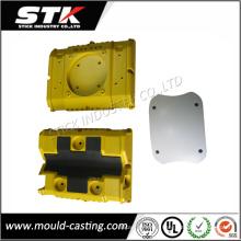 CNC modificado para requisitos particulares que trabaja a máquina el prototipo rápido plástico para la caja de herramientas médica