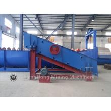 1500 * 4500 mm Équipement de dépistage minier pour le lavage de charbon