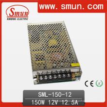 Fuente de alimentación diseñada del conductor de la iluminación de 150W 12VDC 12A LED