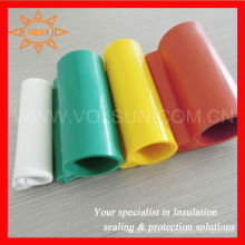 Silicon rubber overhead line insulation sleeve