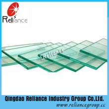 3-19mm Clear Float Glas für den Bau