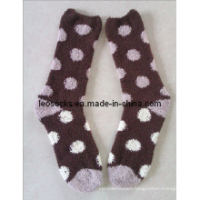 Wholesale Mens Fuzzy Sock Terry Sock