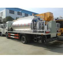 2015 China fábrica fornecimento Dongfeng 5T caminhão misturador de asfalto, 4x2 caminhão tanque de asfalto
