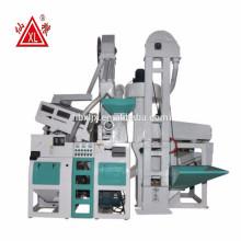 Реальная фабрика 6LN-15/15 СФ (15Д) Автоматическая мини домашнего использования риса Мельница машина