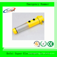 Multi Function Car Safety Emergency Hammer