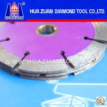 Lame de pointe Diamond Tuck pour béton (Hz367)