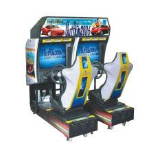 Double Player Car Racing Arcade Machine , 29 Inch Driving Arcade Machine
