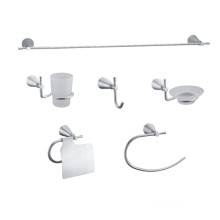 SL-3500 6PCS Zinc Alloy Bathroom Accessories Set Packed in Color Box