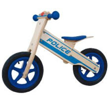 "2014 Kid Wooden Bicycle Woody 12"" Bike / Balance Kid Bike"
