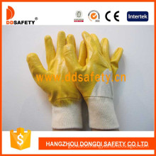 Nitrile Coated Cotton Safety Gloves (DCN303)