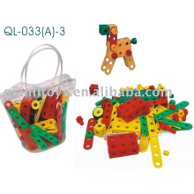Construction set toys QL-033(A)-3