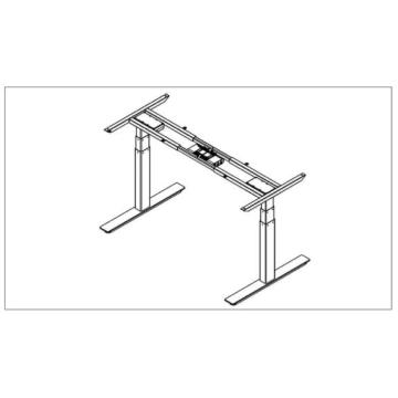 Electronic Standing Desk with Linear Actuator