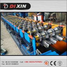 Machine de formage de rouleau de plancher d'acier Dx 980