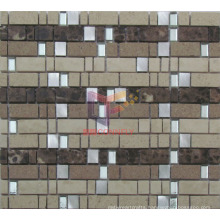 Glass Mix Stone Mosaic Tile (CS226)