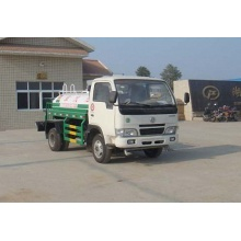 Dongfeng 4x2 well square overhead water tank