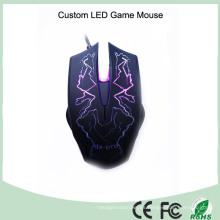 Precio competitivo Ratón óptico de la computadora del juego atado con alambre del USB (M-50)