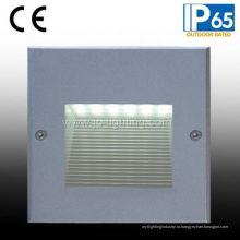 IP65 из светодиодов Встраиваемые шаг настенные светильники для площади (JP817187)