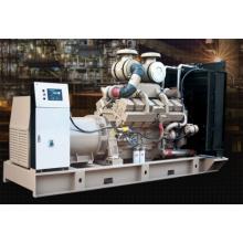 Canopy espera 100kw, sistema de generador diesel del motor CUMMINS