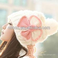 13ST1042 mais recente design de moda senhoras 'chapéus de inverno 2013