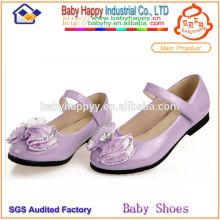 Zapatos atractivos de los niños de las plataformas de los altos talones