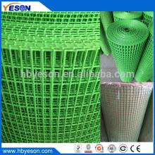 10m индийский популярный прямоугольный зеленый ПВХ покрытием сварные сетки