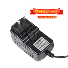 12 Volt 2A Power Adapter Supply Wall Plug