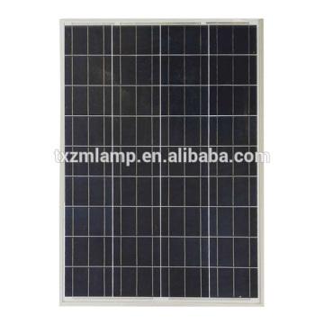 Yangzhou popular en Oriente Medio paneles solares baratos china / precio por vatio panel solar de silicio policristalino