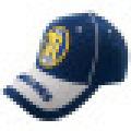 Baseball Cap with Applique Bb1010