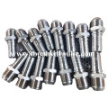 Stainless steel copper pipe aluminum hardware fitting