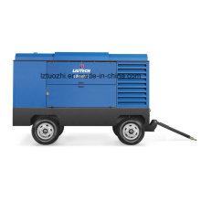 Compresor de aire de tornillo portátil Atlas Copco 1036cfm