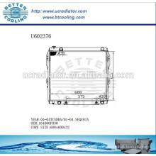Radiador Para TOYOTA 164000F030 TUNDRA 04- Fabricante y Venta Directa