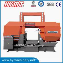 GW42100 tipo horizontal de alta precisão banda serra corte máquina de corte