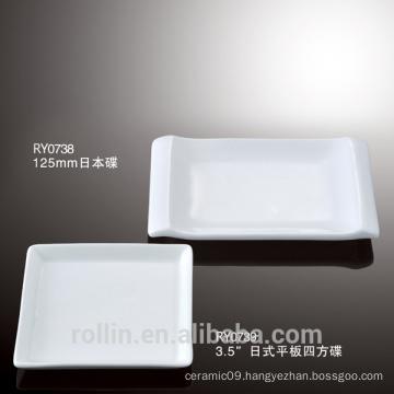 ceramic dish factory in china,bulk cheap porcelain dish,white ceramic dish