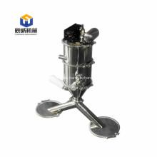 Vakuumzuführmaschine für Kunstharzprills