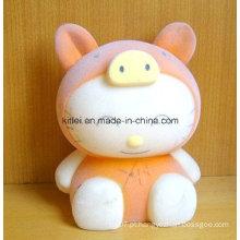 ICTI Certificado PU Foam Soft Stress Brinquedos promocionais dom plástico