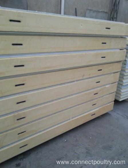 Eps Insulation Panels : Eps insulation sandwich panel china manufacturer