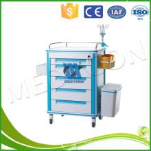 Medizinische Ausrüstung Trolley_Doctor Rescue ABS Medizinische Trolley zum Verkauf
